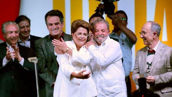Dilma-Lula