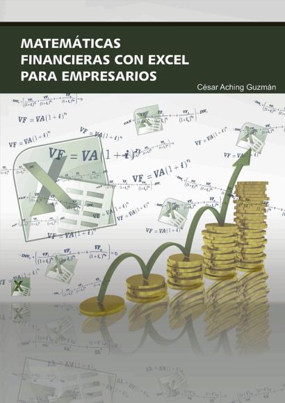 Matemáticas Financieras cn Excel para Empresarios