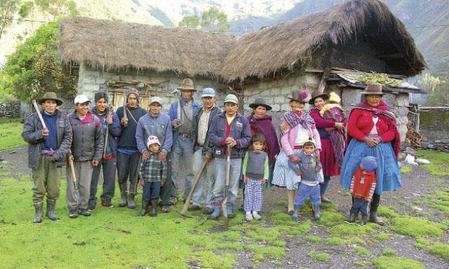 Chungui. Ayacucho
