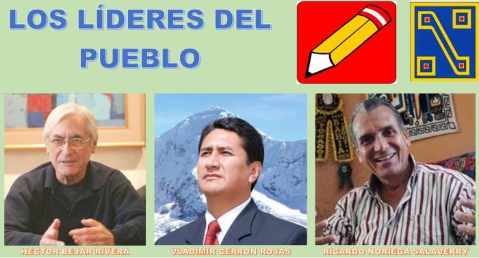 Los lideres del pueblo