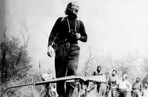 4. Luis de la Puente dirigió las guerrillas aplastadas a sangre y fuego por los militares que hicieron suyo su programa politico