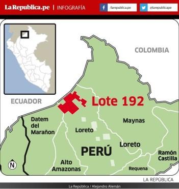 lote 192. loreto