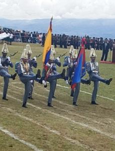 22. 1 Pelotón de Escoltas de la Academia Militar del EBV