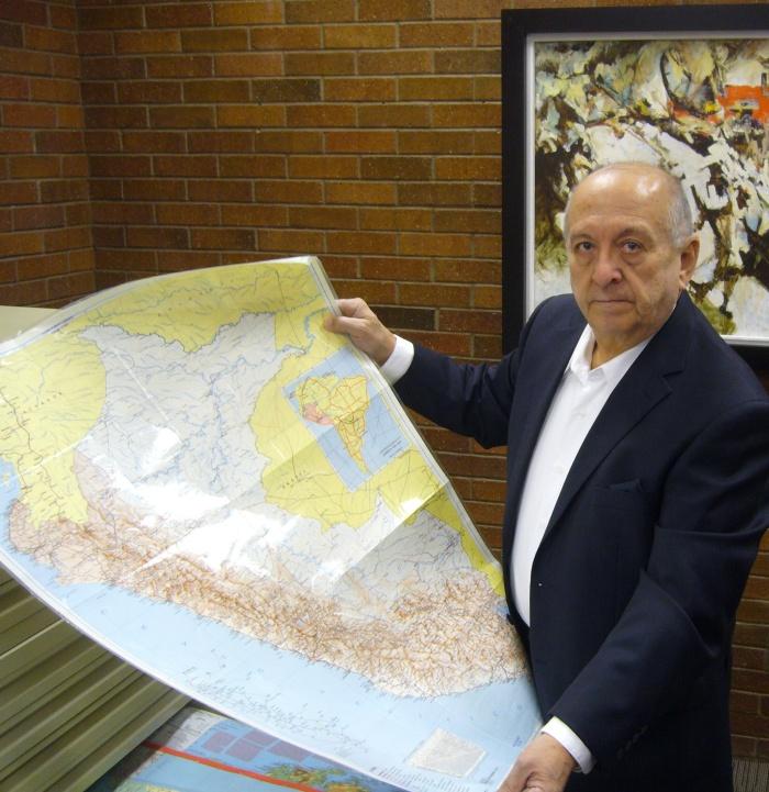 1.- Cientifico peruano Jorge Manrique alerta desde Utah, EEUU el inminente peligro de la llegada de otro Niño a las costas peruanas.