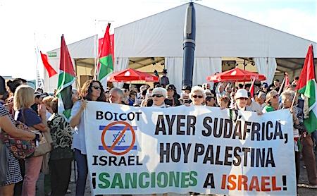 Israel sostiene el proceso de paz porque le permite completar la colonización de IMAGEN
