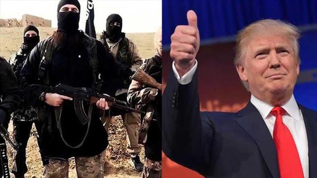 El gobierno de Trump apoya el terrorismo IMAGEN