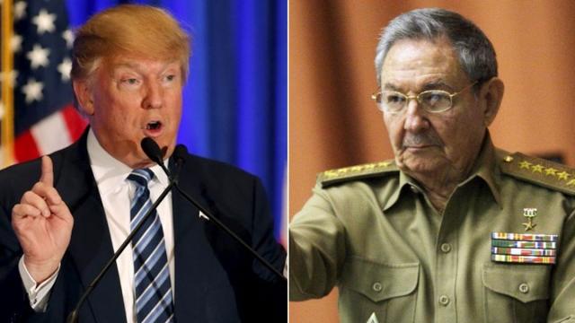 Trump ordenó reforzar bloqueo a Cuba IMAGEN