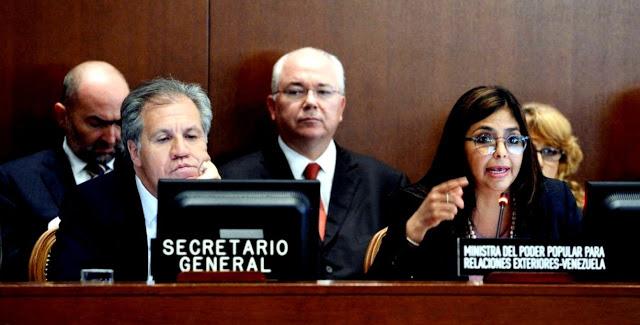 venezuela derroto nuevamente a EEUU en la OEA y la ONU IMAGEN