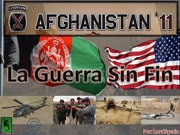 afganistan en guerra