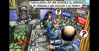 carlincatura.gob ppk y venezuela