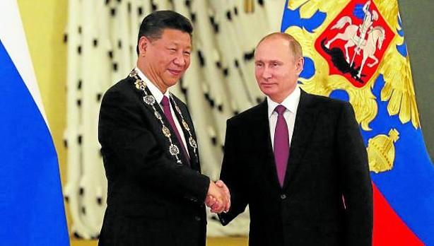 La iniciativa es de China y Rusia IMAGEN
