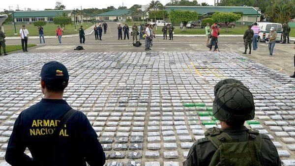 Colombia el mayor productor de cocaína del mundo IMAGEN